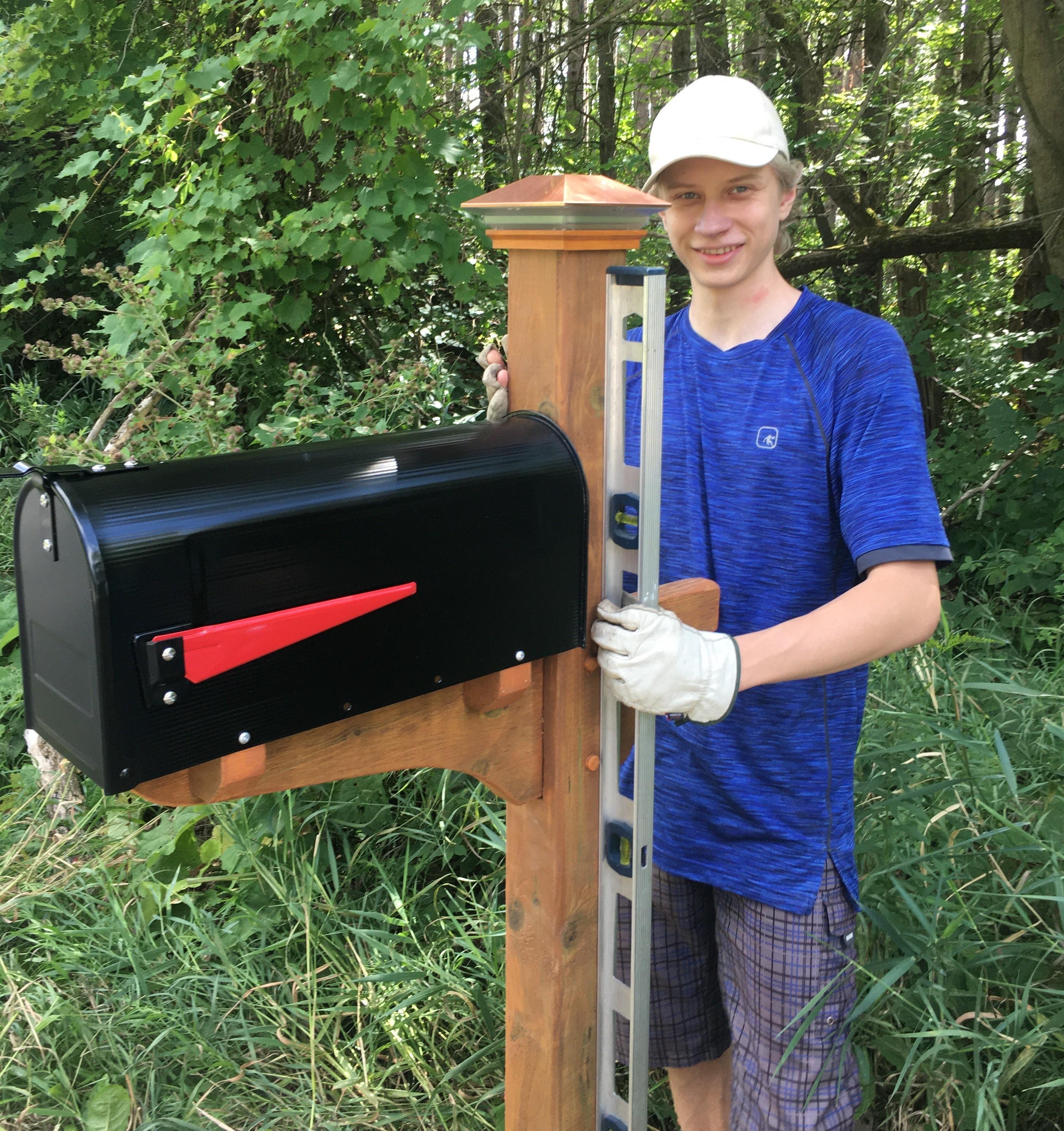 Thomas from the Mailbox Studio